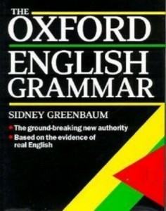 essay on grammar rules