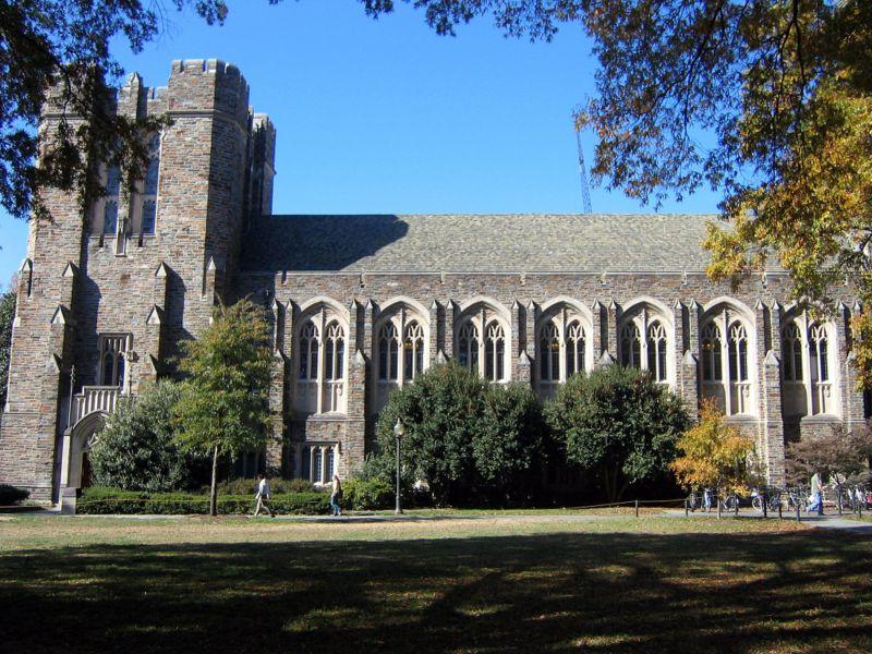 duke university thesis scandal