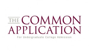 Common App, Common Application, Doing the Common App