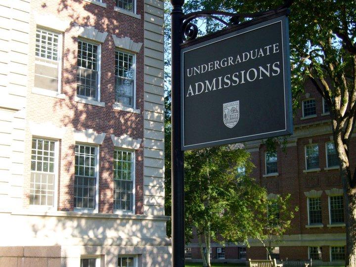 Ivy college admission essay