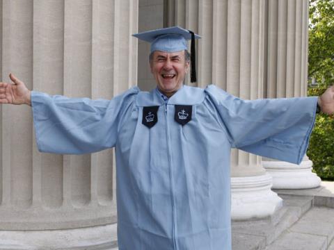 Columbia Grad, Graduate of Columbia, Columbia University Graduates