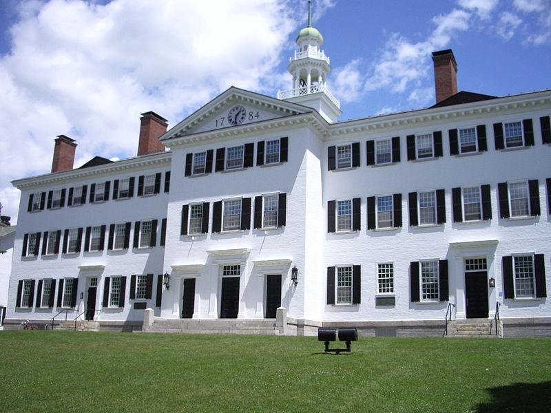 Dartmouth Ranking, Ranking of Dartmouth, Ranking of Dartmouth College