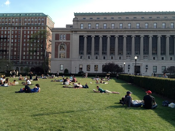 College admission essay columbia university