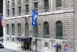 Harvard Club, Yale Club, Harvard and Yale Clubs of NYC