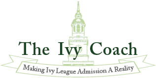 Blog on Ivy League Admissions, Blog on Ivy League Admission, Ivy League Blog