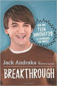 Remarkable College Applicant, College Applicant, Jack Andraka