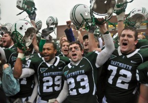 Ivy League Football, Ivy League Football Rankings, Ranking of Ivy League Football Teams